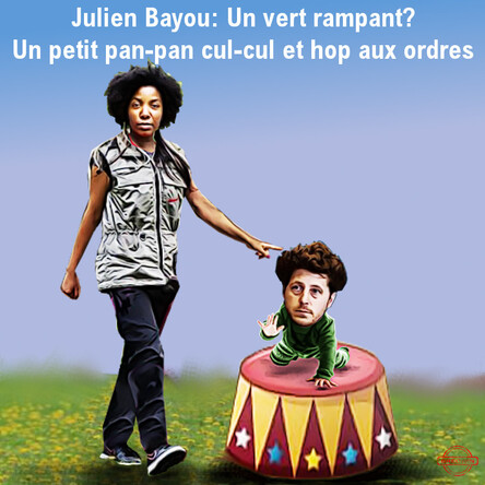 Julien Bayou s'excuse