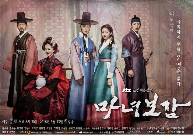 Mirror Of The Witch (drama coréen)