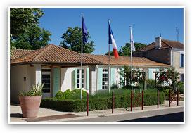 Mairie de Trizay