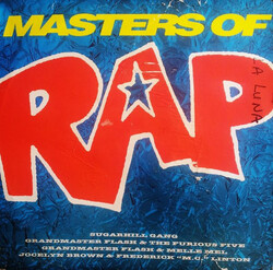V.A. - Masters Of Rap - Complete LP