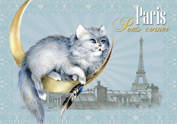 """""""Les Chats Enchantés"""" de Séverine Pineaux"""