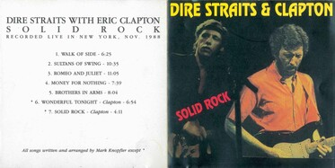 En v'là du live! La suite ...encore.. Dire Straits - Wembley Londres - 6 Novembre 1988