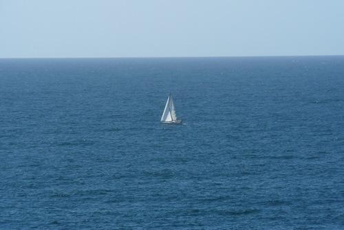 La haute mer :