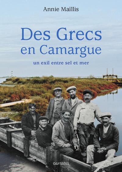 Des Grecs en Camargue, à Salins de Giraud