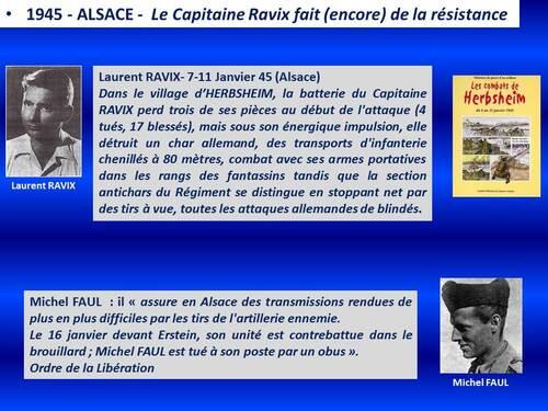* Les Compagnons de la Libération du 1er Régiment d'artillerie