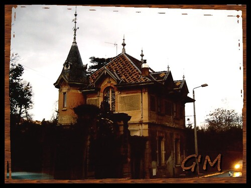 Petit Château de La Bachasse, Sainte-Foy-lès-Lyon (69)