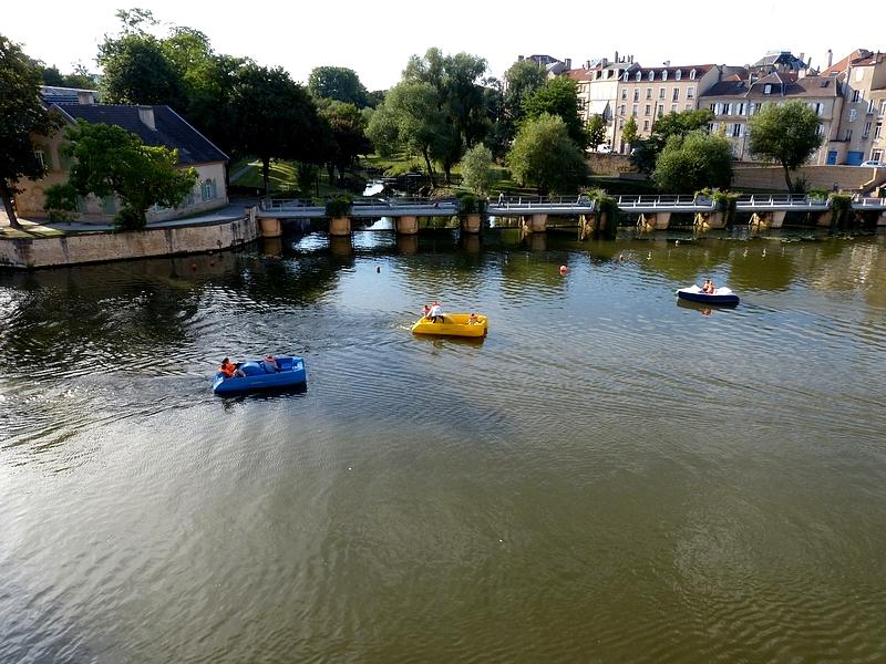 Metz / Autour du Moyen-Pont...