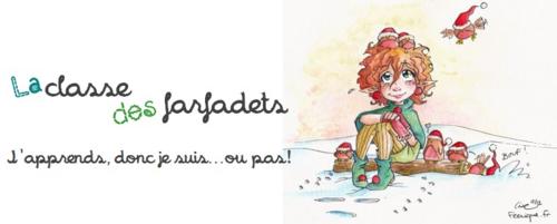 Promenons-nous de blog en blog pour la rentrée : Jenny à la rencontre des Farfadets