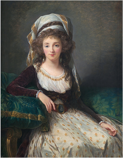 Souvent Louise-Élisabeth Vigée, Madame Vigée-Lebrun (1755-1842) - La  YG84