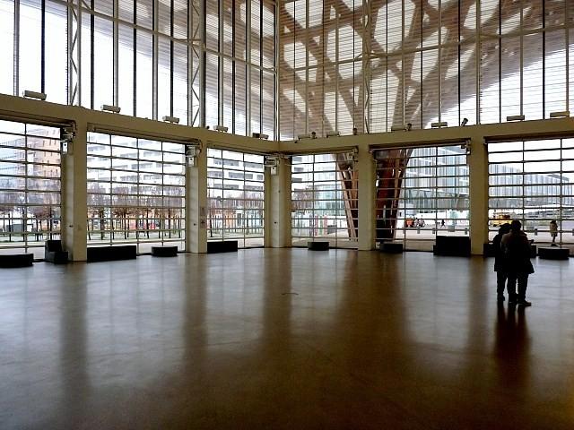 Autour du Centre Pompidou-Metz 2 Marc de Metz 15 01 2013