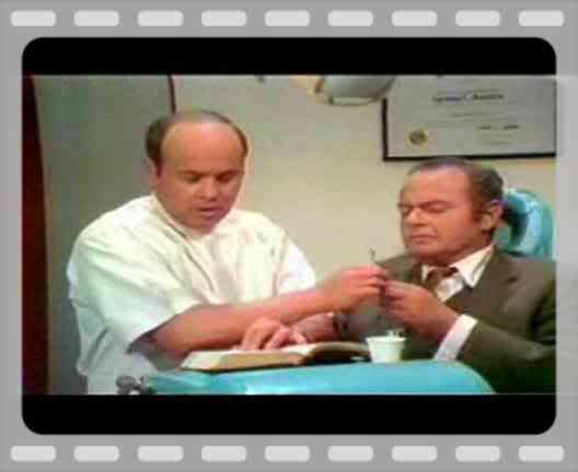 TIM CONWAY,  Le Dentiste,  Humour (Rubrique)