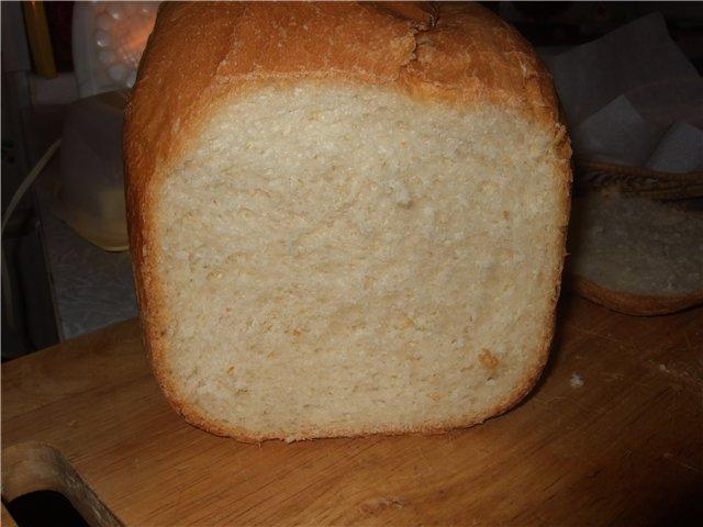 Как испечь диабетический хлеб в хлебопечке панасоник 2502 рецепты