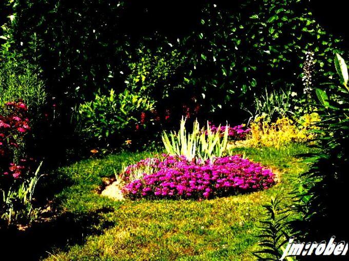 Juste un petit tour du jardin