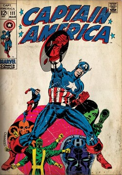 Marvel Steel Covers
