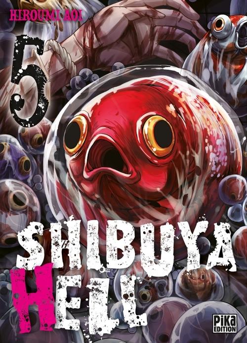 Shibuya hell - Tome 05 - Hiroumi Aoi