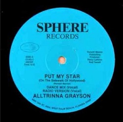 Alltrina Grayson - Put My Star