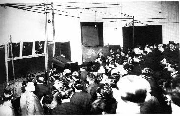 La télévision à Angers en mai 1933