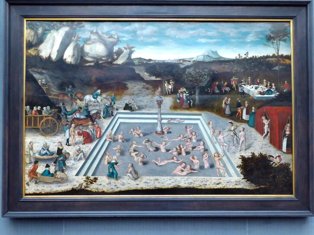 Gemäldegalerie suite 2!