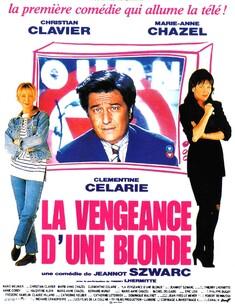 LA VENGEANCE D'UNE BLONDE BOX OFFICE FRANCE 1994