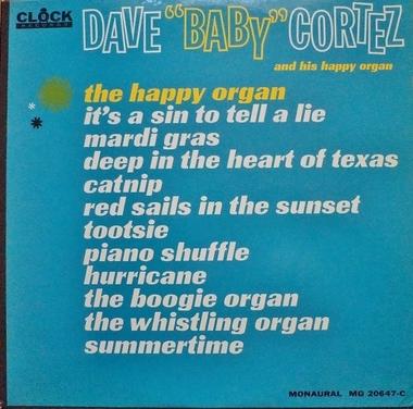 DAVE BABY CORTEZ -Summertime