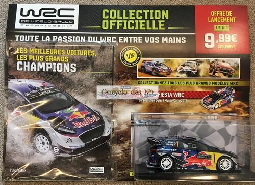 N° 1 WRC la collection officielle - Test
