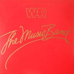 War - The Music Band - Complete LP