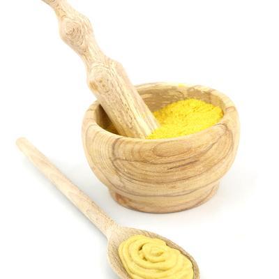 5. La moutarde