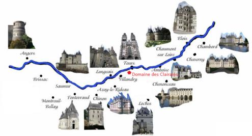"""Résultat de recherche d'images pour """"châteaux de la loire"""""""