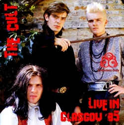 THE CULT - Live In Glasgow '85