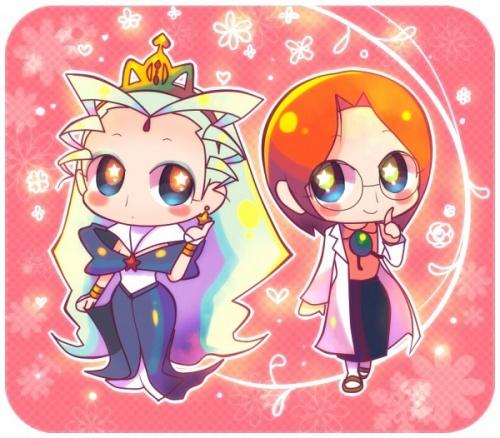 La reine des sorcières et Camille