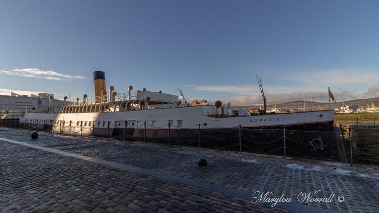 Belfast : Le Titanic Belfast 2/2