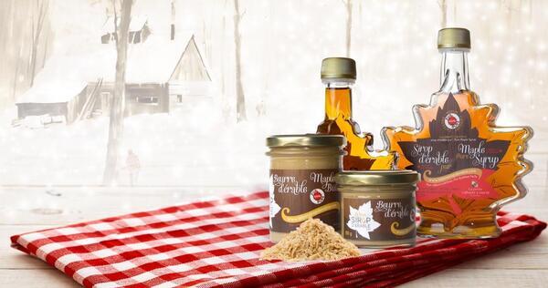 Alimentation 3:  Cuisinez le sirop d'érable avec La Petite Cabane à sucre lors du Salon Saveurs