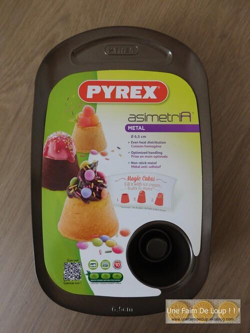 Mon nouveau partenariat : Pyrex