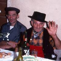 Marcel Schaeckis et ziù Batistu