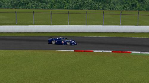 Team FIA AF Corse Maserati MC12 2004