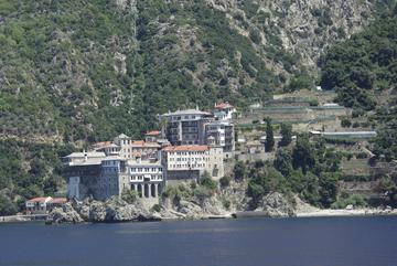 Monastère Gregoriou