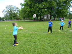 le rugby à l'école
