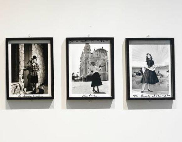 Villa Paloma: Trois expositions jusqu'au 8 janvier 2012