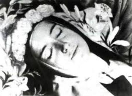 """Résultat de recherche d'images pour """"Pte Therese et LA Vierge Marie"""""""
