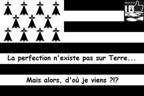 Etre Breton ou pas (Humour)