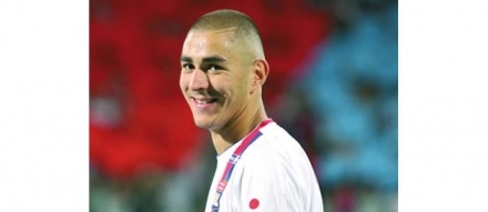 I love Karim Benzema !!!!!!!!!!