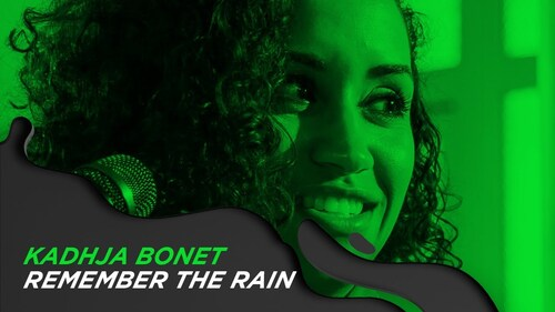 BONET, Kadhja - Remember the rain  (Pop)
