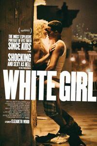 WHITE GIRL : Un été à New York. Une jeune étudiante tombe amoureuse d'un garçon qu'elle vient de rencontrer. Après une fête qui tourne mal, elle est prête à tout pour le récupérer....-----...Origine du film : Américain Réalisateur : Elizabeth Wood (II) Acteurs : Morgan Saylor, Brian 'Sene' Marc, Justin Bartha Genre : Drame Durée : 1h 28min Date de sortie du film : 2016 Année de production : 2016