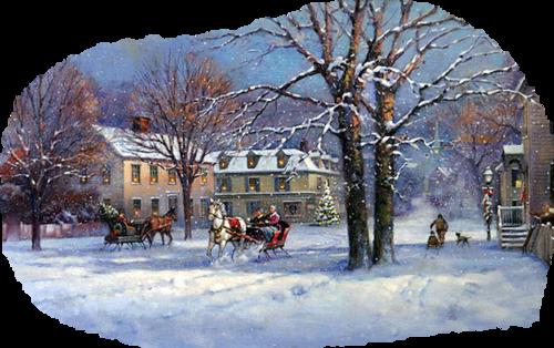 tubes christmas & winter