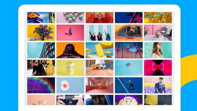 Promo.com gives you ready-made video templates, high-quality footage, fully-licensed music, a built-in editor and free image tools