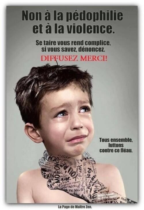 La violence faite aux des enfants