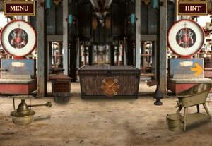 Jouer à Escape game - Abandoned district 03