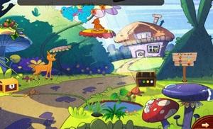 Jouer à Fantasy world rabbit escape
