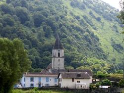 Chemin d'Arles 2008 - Sarrance (23km)