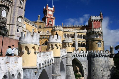 Patrimoine mondial de l'Unesco : Le paysage culturel de SINTRA -  Portugal - 2eme partie